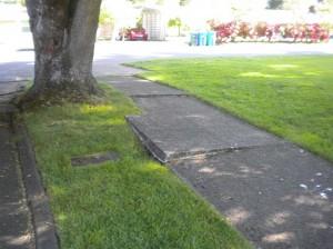 Concrete Restoration Before