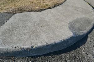 Sidewalk Restoration Portland